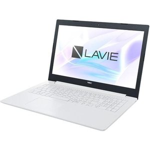 NEC PC-NS20AM2W(カームホワイト) LAVIE Note Standard 15.6型...