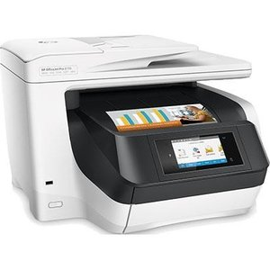 HP OfficeJet Pro(オフィスジェットプロ) 8730 D9L20A#ABJ インクジェット複合機 A4対応|eccurrent