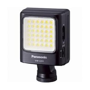パナソニック VW-LED1-K LEDビデオライト|eccurrent