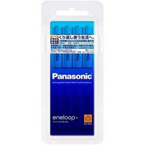パナソニック BK-4MCC/8 エネループ ニッケル水素電池 単4形 充電式 8本パック|eccurrent
