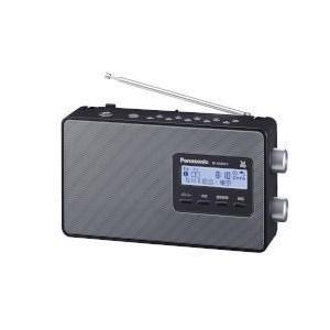 パナソニック RF-U100TV-K(ブラック) ワンセグTV音声-FM-AM3 バンドレシーバー|eccurrent