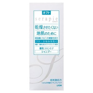 ライオン オクト セラピエ 薬用スキンケアシャンプー 230ml
