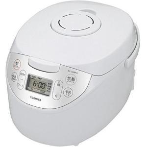 東芝 RC-10MFH-W(ホワイト) マイコン炊飯器 5.5合|eccurrent