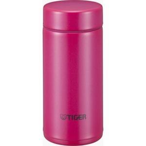 タイガー魔法瓶 MMP-G021-PA(パッションピンク) ステンレスミニボトル サハラマグ 0.2L