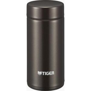 タイガー魔法瓶 MMP-G021-TV(ブラウン) ステンレスミニボトル サハラマグ 0.2L