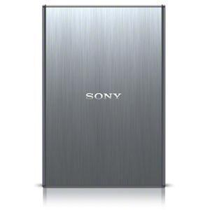 ソニー HD-S1A-S(シルバー) ポータブルHDD 1TB USB3.0接続