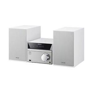 ソニー CMT-SBT40-W(ホワイト) マルチコネクトコンポ|eccurrent