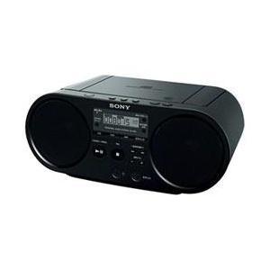 ソニー ZS-S40-B(ブラック) CDラジオ|eccurrent