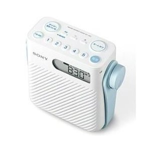 ソニー ICF-S80 シャワーラジオ|eccurrent