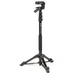 ■全高1873mm、ハイアングルで撮影可能■場所を取らずにセッティング■一脚としても利用できる【返品...