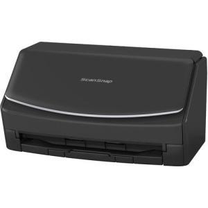 富士通 ScanSnap FI-IX1500BK-P(ブラック) ドキュメントスキャナー 2年保証モ...