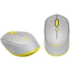 ロジクール M337GR(グレー) Bluetooth レーザーマウス 6ボタン|eccurrent
