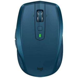 ロジクール MX1600sMT(ミッドナイトティール) Bluetooth 不可視レーザーマウス 7ボタン|eccurrent