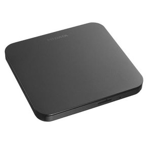 IODATA DVRP-U8ZK(ブラック) USB 2.0対応 ポータブルDVDドライブ|eccurrent