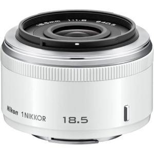 ニコン 1 NIKKOR 18.5mm f/1.8(ホワイト)