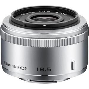 ニコン 1 NIKKOR 18.5mm f/1.8(シルバー)