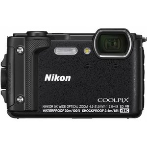 ニコン COOLPIX W300(ブラック)