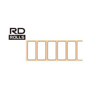 ブラザー RD-S05J1 RDロール プレカット紙ラベル 51mm x 26mm|eccurrent