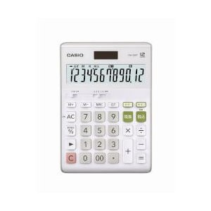 CASIO DW-200T 卓上電卓 12桁