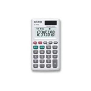 CASIO SL-797A 卓上電卓 8桁 カードタイプ|eccurrent