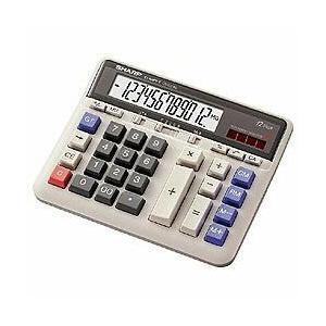 シャープ CS-2135L 卓上電卓 12桁|eccurrent