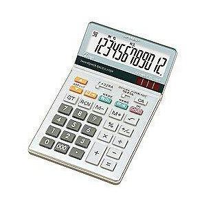 シャープ EL-N862-X 卓上電卓 12桁|eccurrent