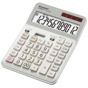 シャープ CS-S952C-X 実務電卓 12桁|eccurrent
