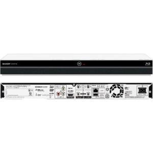 シャープ BD-WW1100(ホワイト)AQUOS(アクオス) ブルーレイ ドラ丸 1TB 2チューナー|eccurrent