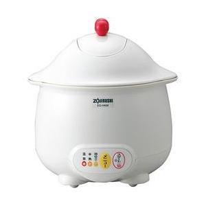 ■温泉たまご・半熟たまご・固ゆでたまごが調理可能 ■一度に6個まで調理可能、できあがりはブザーでお知...