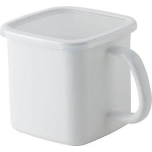 ■シンプルな保存容器に取手がついたシリーズです。お味噌や塩、砂糖などの保存としても。 ■表面にガラス...