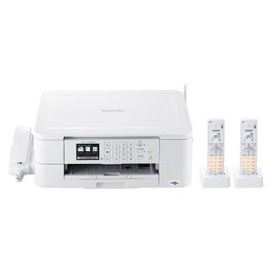 ブラザー PRIVIO MFC-J738DWN インクジェット複合機 A4対応(子機2台付き) eccurrent