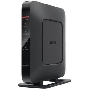 バッファロー WSR-1166DHP4-BK IEEE802.11ac/n/a/g/b