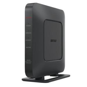 バッファロー WSR-2533DHPL2-BK(ブラック) IPv6対応 Wi-Fiルーター