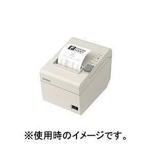 エプソン TM-T20U131(クールホワイト) サーマルレシートプリンター USB接続 58・80mm幅対応 eccurrent