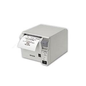 エプソン TM702UD241(クールホワイト) レシートプリンター 前面操作 80mm幅対応 eccurrent