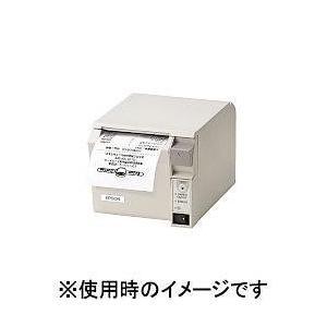エプソン TMT70I765(クールホワイト) スマートレシートプリンター 80mm幅対応 eccurrent