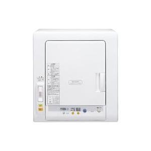 【設置+リサイクル+長期保証】シャープ KD-55F-W(ホワイト) 衣類乾燥機 5.5kg 除湿タイプ|eccurrent