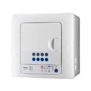 【設置+リサイクル+長期保証】東芝 ED-60C-W(ピュアホワイト) 衣類乾燥機 6.0kg|eccurrent