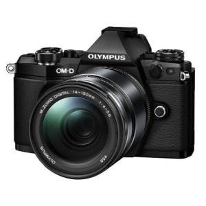 【長期保証付】オリンパス OM-D E-M5 MarkII 14-150mm II レンズキット(ブラック)|eccurrent