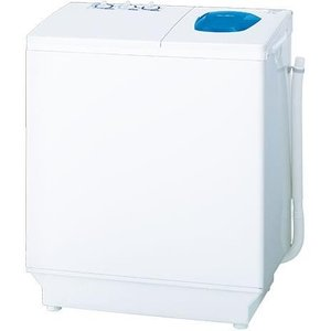 【設置+リサイクル+長期保証】日立 PS-65AS2-W(ホワイト) 青空 2槽式洗濯機 洗濯6.5...