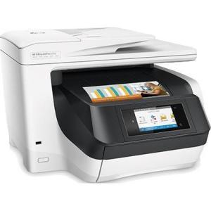 【長期保証付】HP OfficeJet Pro(オフィスジェットプロ) 8730 D9L20A#ABJ インクジェット複合機 A4対応|eccurrent
