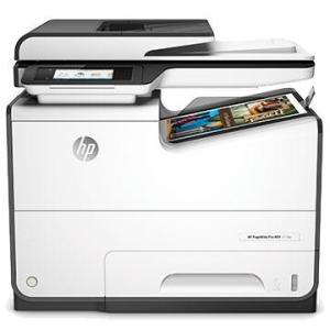 【長期保証付】HP PageWide Pro 577dw D3Q21D#ABJ インクジェット複合機 A4対応|eccurrent
