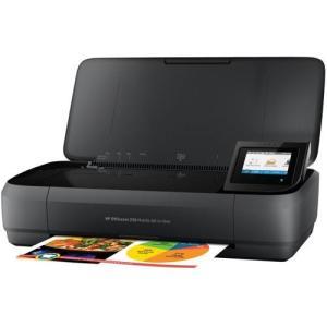 【長期保証付】HP OfficeJet 250 Mobile AiO(ブラック) インクジェット複合機 A4対応|eccurrent