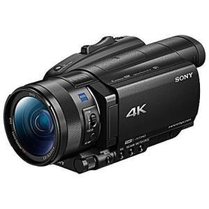 【長期保証付】ソニー FDR-AX700 デジタル4Kビデオカメラレコーダー