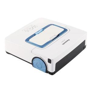 【長期保証付】パナソニック MC-RM10-W(ホワイト) Rollan(ローラン) 床拭きロボット...