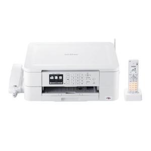 【長期保証付】ブラザー PRIVIO MFC-J738DN インクジェット複合機 A4対応(子機1台付き)|eccurrent