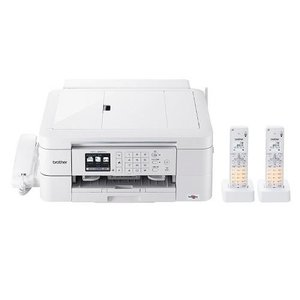 【長期保証付】ブラザー PRIVIO MFC-J998DWN インクジェット複合機 A4対応(子機2台付き)|eccurrent