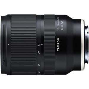 【長期保証付】タムロン 17-28mm F/2.8 Di III RXD