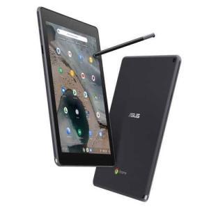 【長期保証付】ASUS CT100PA-AW0010(ダークグレイ) Chromebook Tabl...