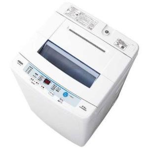 【設置+リサイクル】アクア AQW-S60E-W(ホワイト) 全自動洗濯機 洗濯6kg|eccurrent